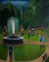 Katarzyna Karpowicz: The fountain