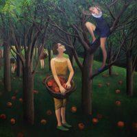 Katarzyna Karpowicz: Apples