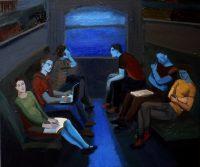 Katarzyna Karpowicz: In the train