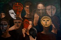Katarzyna Karpowicz: Ludzie i maski