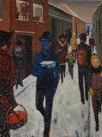 Katarzyna Karpowicz: Ostatni śnieg w Budapeszcie