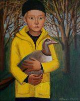 Katarzyna Karpowicz: George and the goose