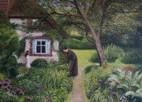 Katarzyna Karpowicz: English garden