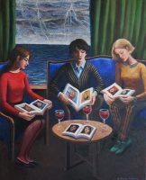 Katarzyna Karpowicz: Art history students