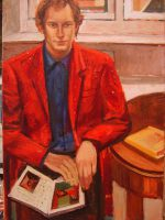 Katarzyna Karpowicz: The man in red jacket