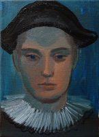 Katarzyna Karpowicz: Portret Pierrota