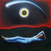 Katarzyna Karpowicz: Kometa i zaćmnienie słońca