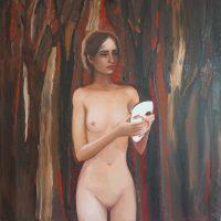 Katarzyna Karpowicz: The Girl with the mask