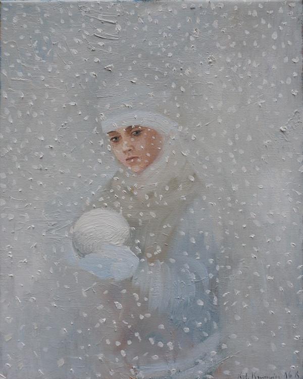 Kula śniegu