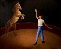 Katarzyna Karpowicz: Dziewczyna i koń