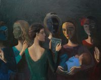 Katarzyna Karpowicz: Women and masks