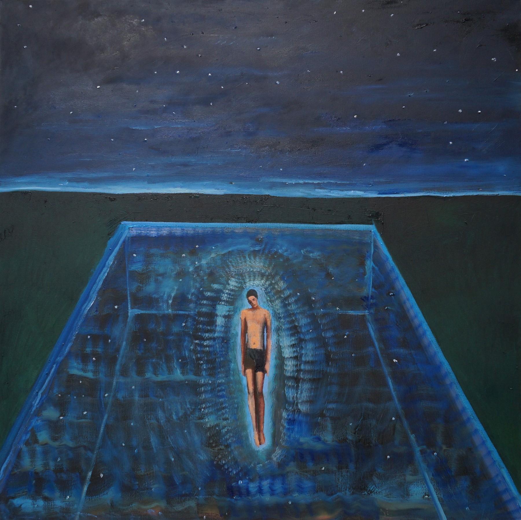 Gwiazdy w basenie