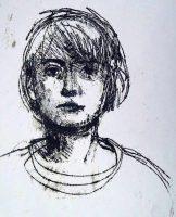 Katarzyna Karpowicz: Selfportrait