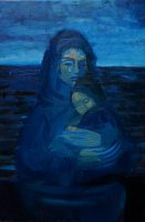 Katarzyna Karpowicz: Mother and child