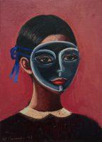 Katarzyna Karpowicz: Black mask