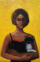 Katarzyna Karpowicz: Dziewczyna z kotem