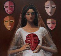 Katarzyna Karpowicz: The bride and the masks