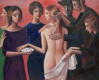 Katarzyna Karpowicz: Venus with a mask