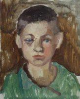 Katarzyna Karpowicz: village boy