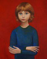 Katarzyna Karpowicz: A boy