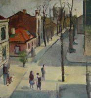 Katarzyna Karpowicz: Filarecka street