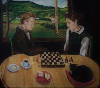 Katarzyna Karpowicz: Grający w szachy