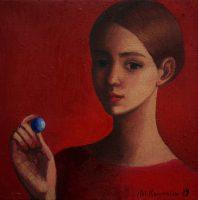 Katarzyna Karpowicz: Blue Ball