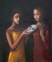 Katarzyna Karpowicz: Dwie dziewczyny i maska