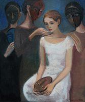 Katarzyna Karpowicz: Dziewczyna w białej sukience