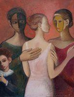 Katarzyna Karpowicz: Dziewczyna w różowej sukience