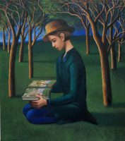 Katarzyna Karpowicz: The Girl and the trees