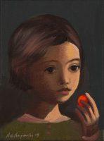Katarzyna Karpowicz: Pomarańczowa kulka