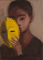 Katarzyna Karpowicz: Żółta maska