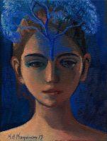 Katarzyna Karpowicz: Niebieskie drzewo
