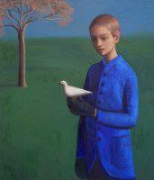 Katarzyna Karpowicz: Chłopczyk w błękitnym kubraczku