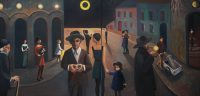 Katarzyna Karpowicz: Sun Eclipse In The Little Town