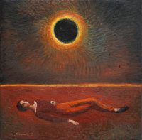 Katarzyna Karpowicz: The Recurring Dream About Sun Eclipse
