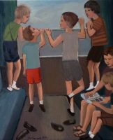 Katarzyna Karpowicz: Kids on the train