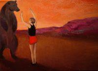 Katarzyna Karpowicz: Child and the bear