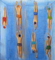 Katarzyna Karpowicz: Big swimming pool II