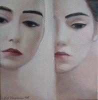 Katarzyna Karpowicz: Autoportret, 2002