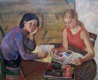 Katarzyna Karpowicz: The girls