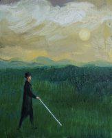 Katarzyna Karpowicz: Blind man walking