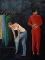Katarzyna Karpowicz: Changing room