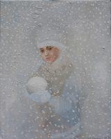 Katarzyna Karpowicz: Kula śniegu