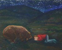 Katarzyna Karpowicz: Winter sleep II