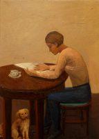 Katarzyna Karpowicz: Dog and his Lady