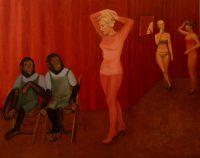 Katarzyna Karpowicz: Monkeys and women