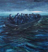 Katarzyna Karpowicz: Us on the ponton
