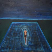 Katarzyna Karpowicz: Stars in the swimming pool